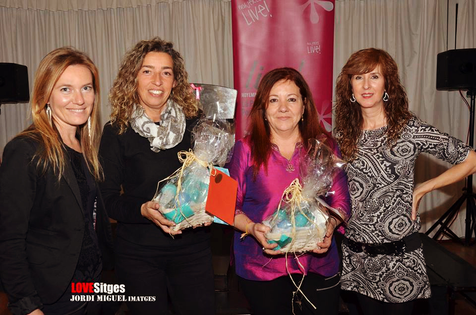 Sitges Mujeres Live