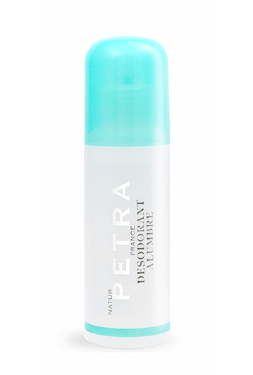 DEODORANTE DI ALLUME IN SPRAY